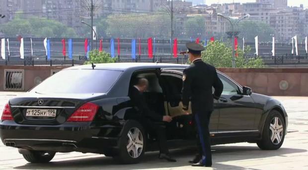 Majd' 300 millióba kerül Putyin limuzinja