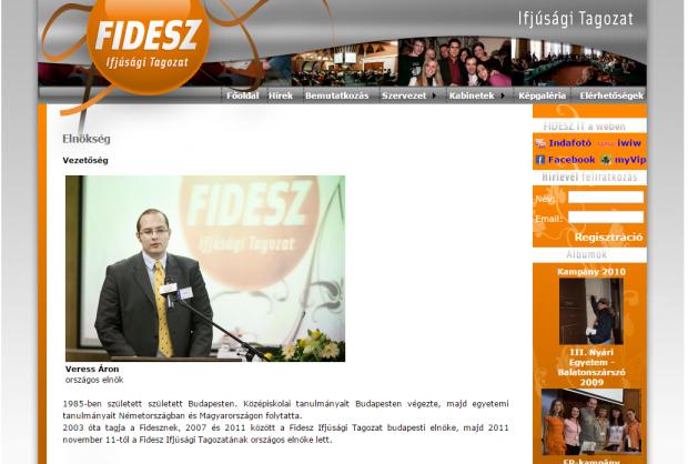 Kilencmilliónyi hamis százeuróssal bukott a Fidesz ifjúsági tagozatának elnöke