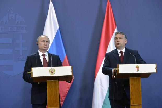 Erről beszélt Orbán és Putyin