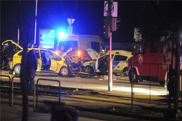 Két rendőr vesztette életét Budapesten
