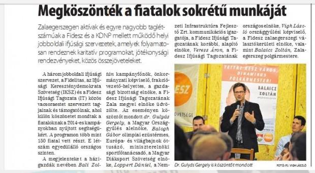 A Fidesz hazudhatott a hamis pénzzel bukott tagozatvezetőről
