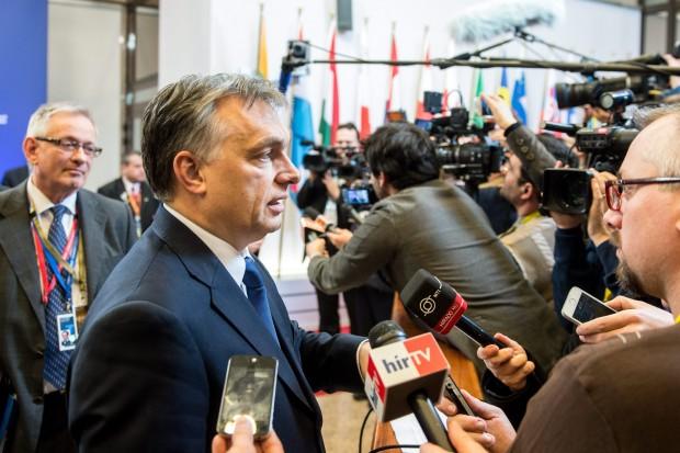 Orbán: a magyar gazdaság makroszámai egy sikertörténet lenyomatai